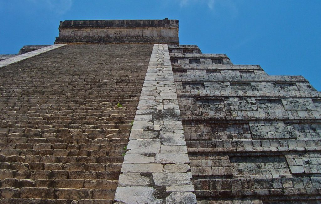 Chichen Itza . Yucatan