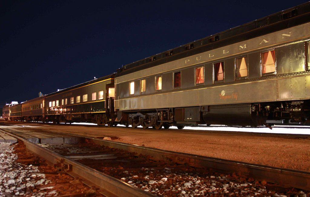 Private Railcars in Alamosa