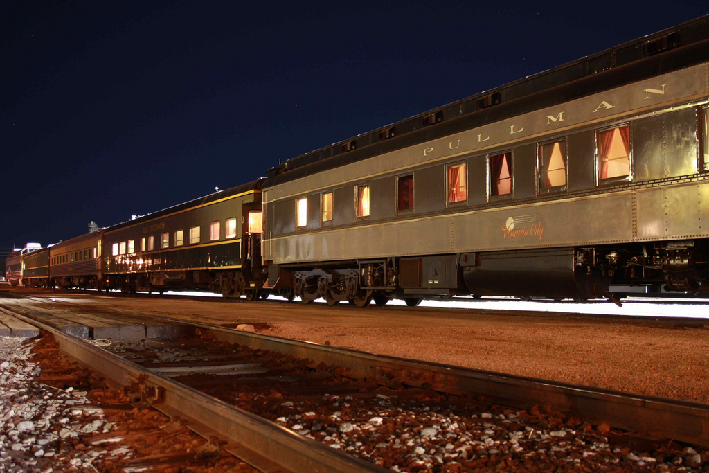 Private Railcars in Alamosa