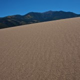 Great Sand Dunes . Colorado