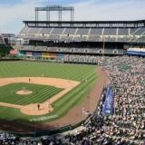 Coors Field . Denver