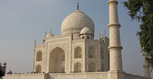 Taj Majal . Agra Fort - gallery