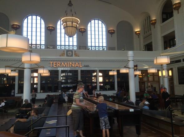 Union Station . Denver . James Van Dellen