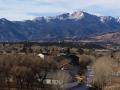 Pikes Peak . Colorado Springs