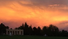 Cheesman Park . Denver