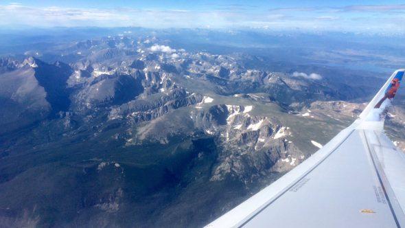 Long's Peak . James Van Dellen