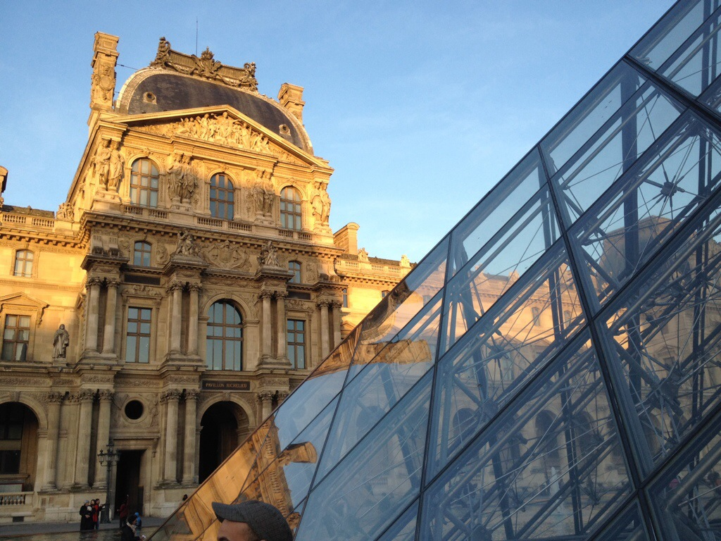 The Louvre . Paris
