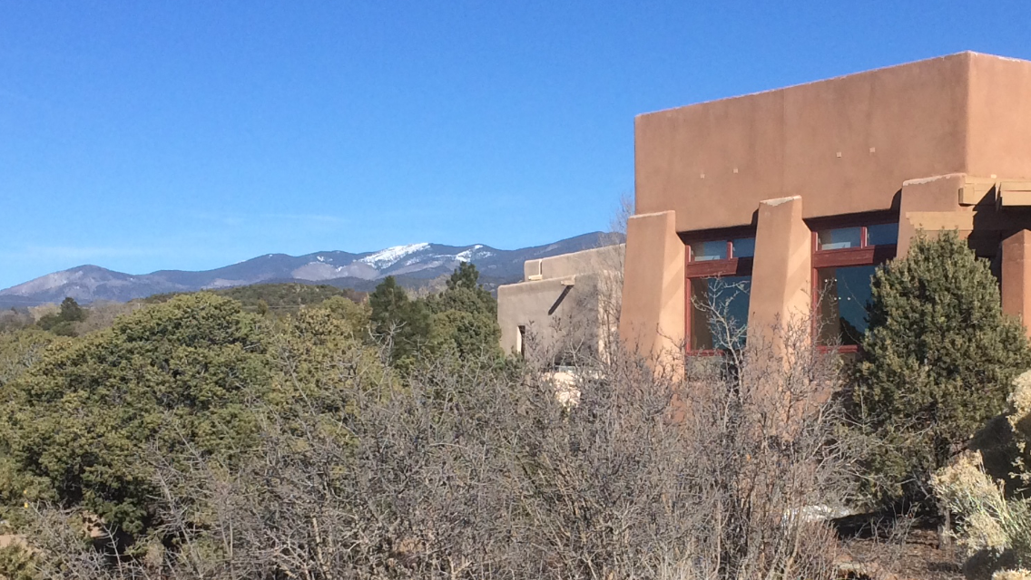 Santa Fe . New Mexico
