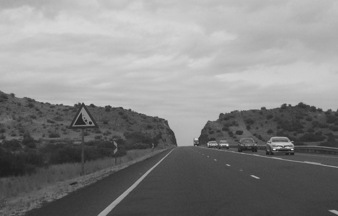 Highway N1 . South Africa