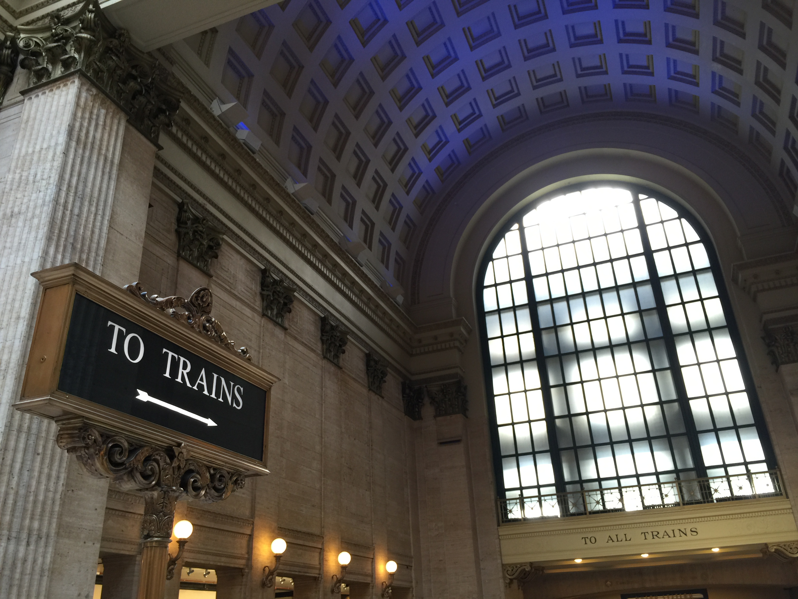 Union Station . Chicago