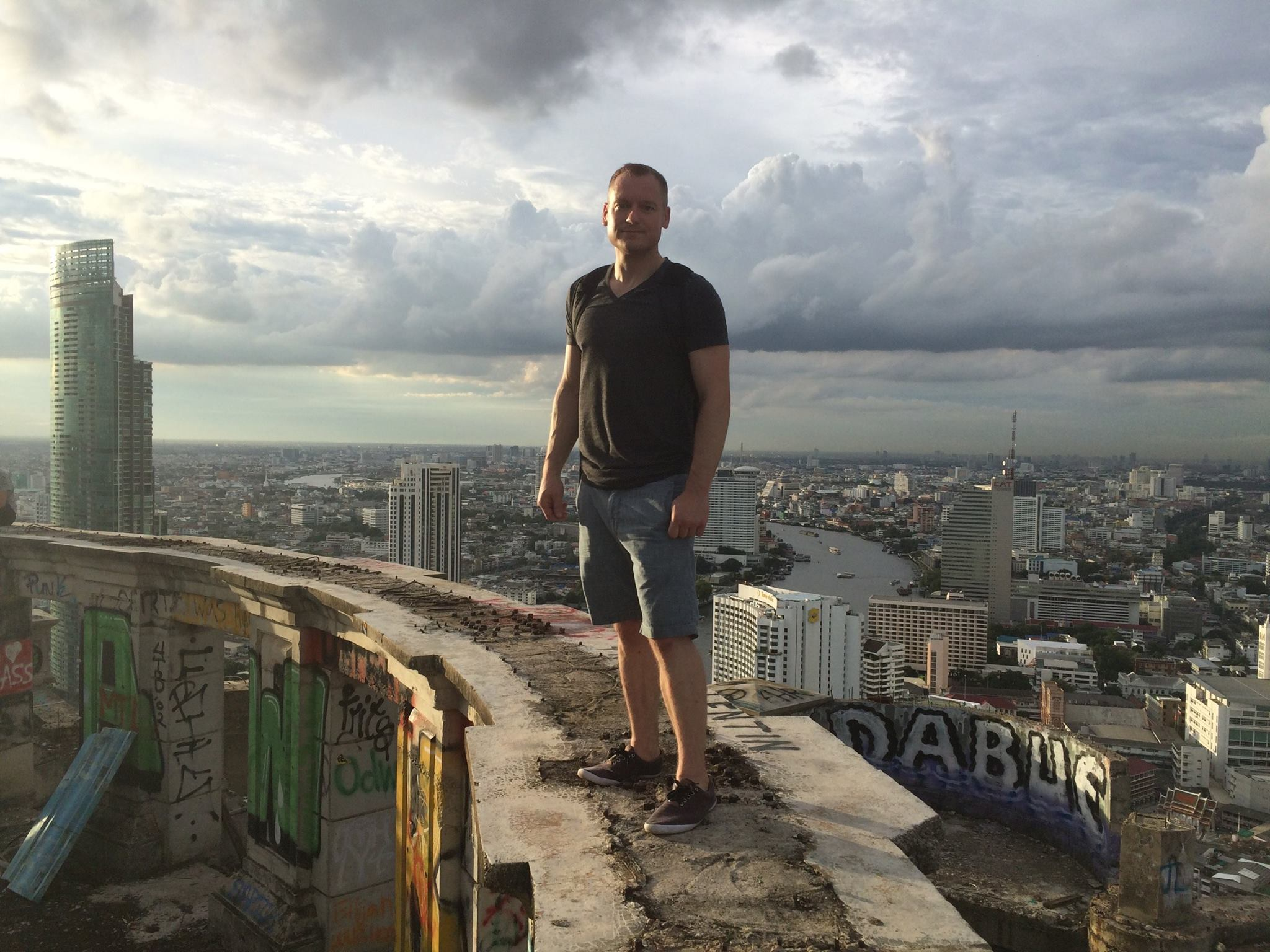 James Van Dellen . Bangkok