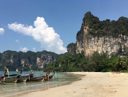 Railay Beach . Thailand