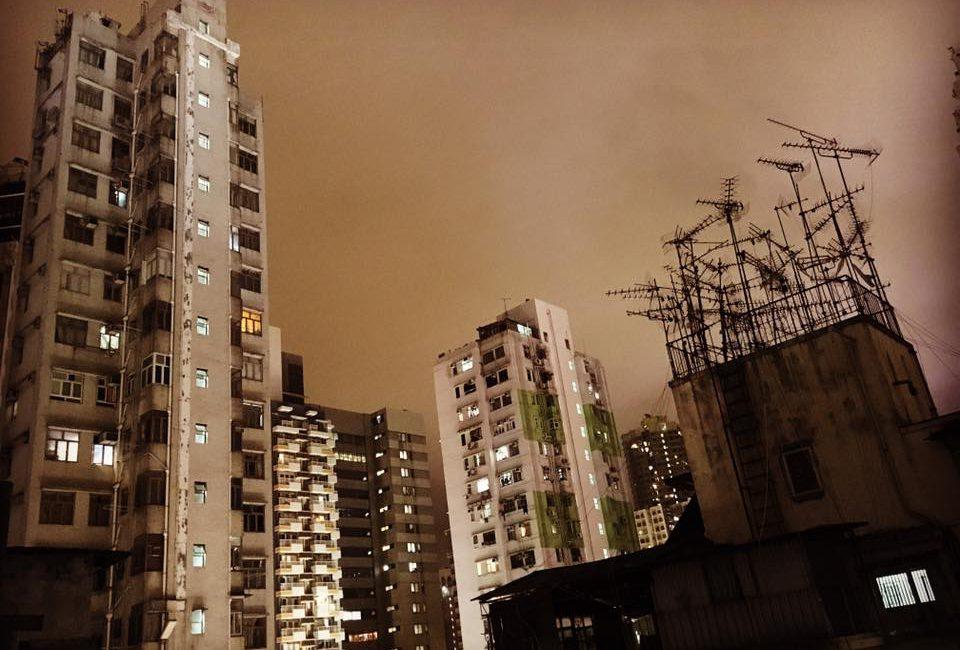 Mong Kok . Hong Kong