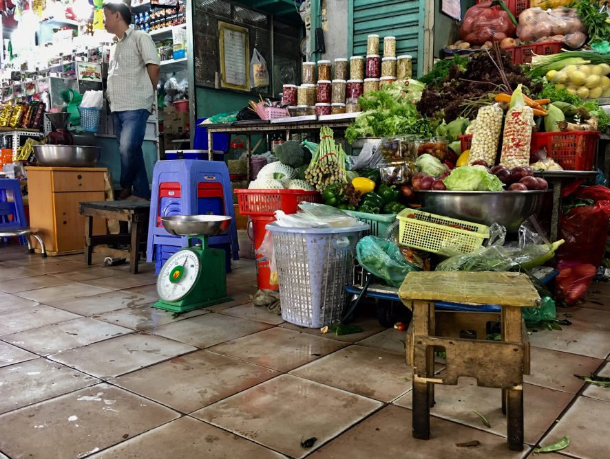 Squatters . Ho Chi Minh City