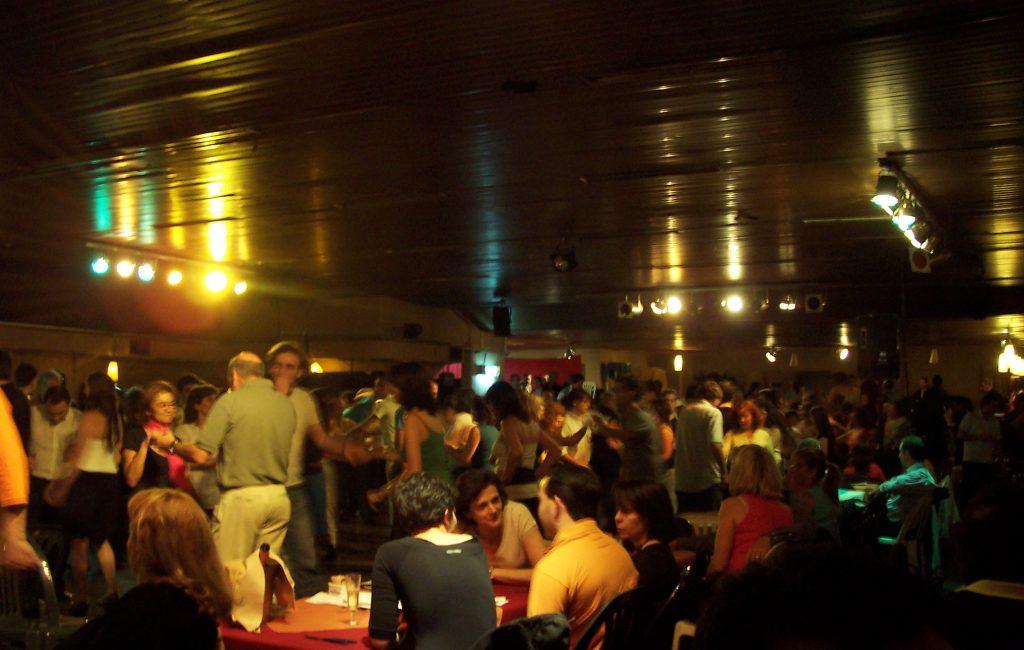 La Viruta Tango . Buenos Aires