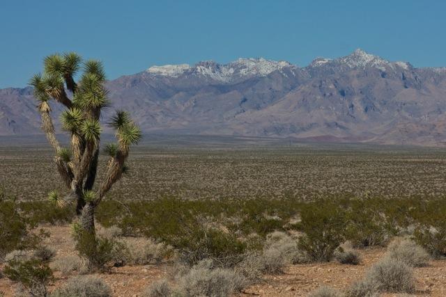 I-15 . Nevada