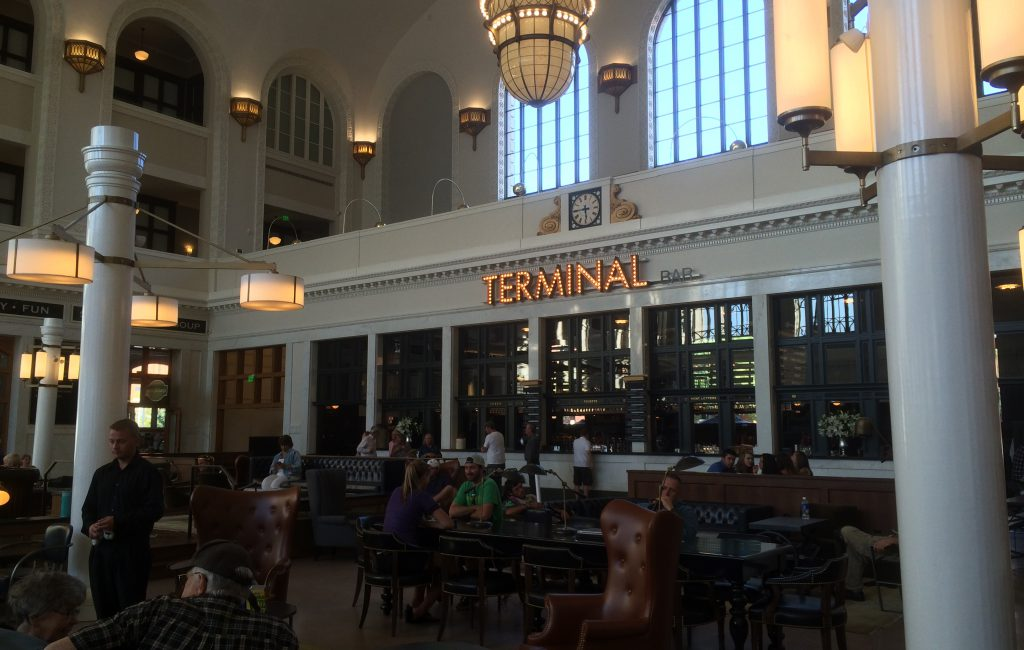 Union Station . Denver