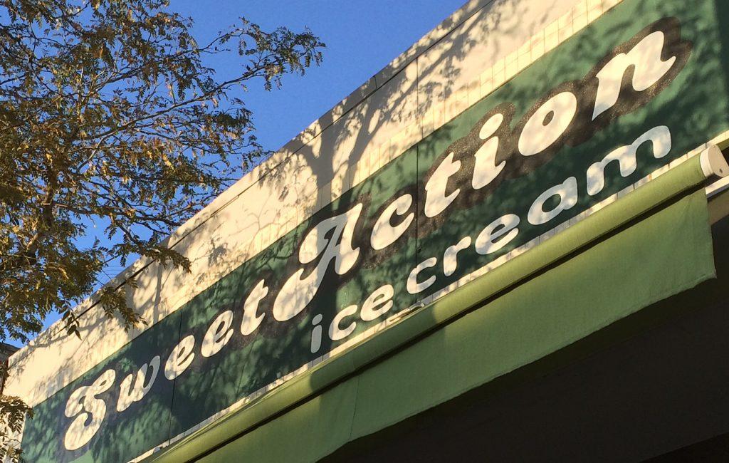 Sweet Action Ice Cream . Denver