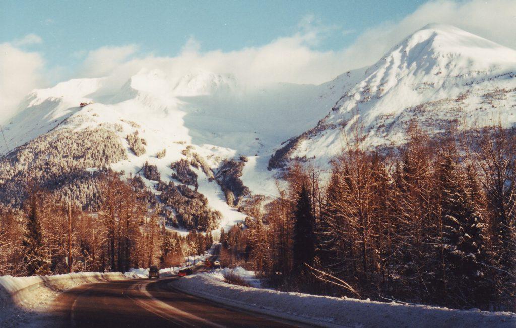 Seward . Alaska