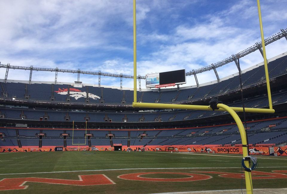 Mile High Stadium Visit