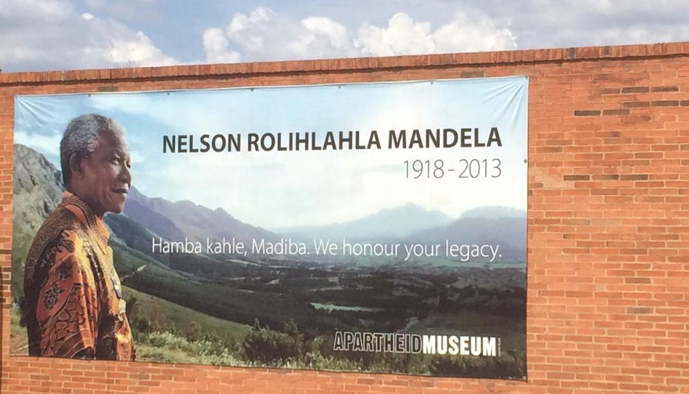 Apartheid Museum . Johannesburg